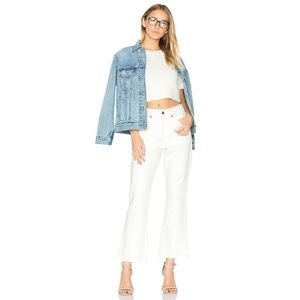 NWT Levi's 517 Bootcut Cropped Jeans 30